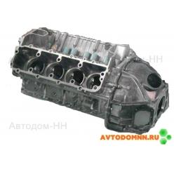Блок цилиндров с картером сцепления двигатель ЗМЗ-5234 5234.1002009-01 ЗМЗ