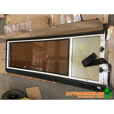 Створка задней двери левая в сборе ПАЗ-Вектор 320414-05-110-6200011