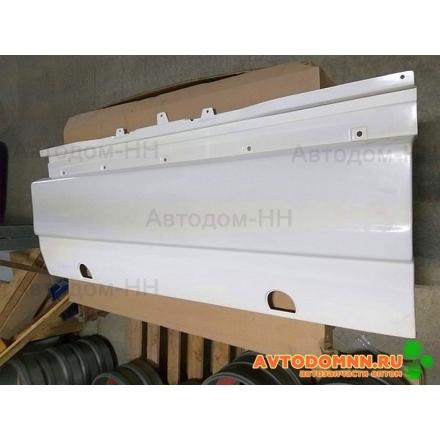 Бампер задний под фонарь (средняя часть) ПАЗ Вектор Next 2 320435-04-2804012