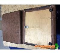 Подушка одноместного сиденья (стар. обр.) ПАЗ 3205-6813010
