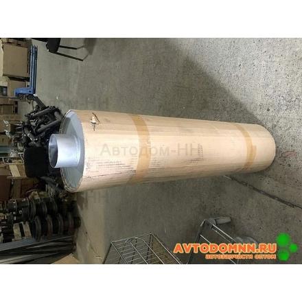 Глушитель диаметр выхода-100мм L-1120мм КАВЗ-4238 36-1201010-02