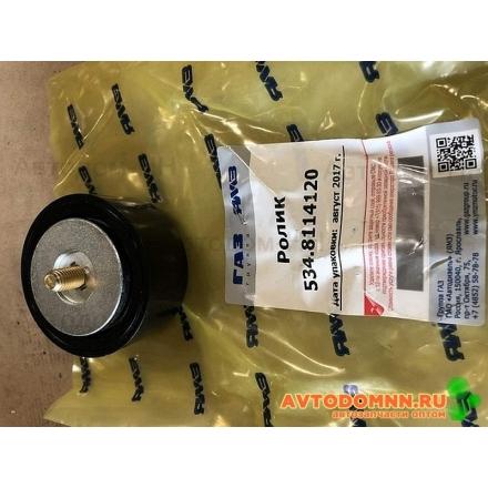 Ролик промежуточный, натяжителя привода агрегатов дв.ЯМЗ 5340.8114120
