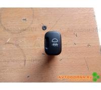 Кнопка передних противотуманных фар ПАЗ-3204 758-3710-01.01