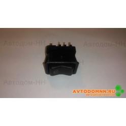 Клавиша выключатель обогрева ветрового стекла 24В (аналог 82.3709-21.14) ПАЗ-3204 82.370...