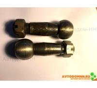 Палец шаровой поперечной рулевой тяги с гайкой ПАЗ, ЗИЛ 130-3003032