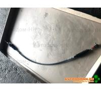 Трос привода КПП (АР- СИ-ЭР) (красн. М8 L-1250) ПАЗ Вектор 16501-1703008