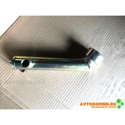 Труба радиатора отводящая (кор. с раструбом ПАЗ-320402-04-110 320402-04-110-1303040