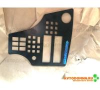 Панель выключателей щитка приборов (металл) ПАЗ-320414-05-110 320414-05-110-3805012-10
