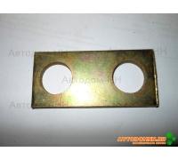 Пластина опорных пальцев колодок пневматика ПАЗ 3205-3501033-10