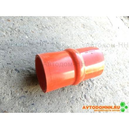 Патрубок воздушный (Камминс, красный-длинный) (Д-76) ПАЗ 4308-1170245-01/SH 76-165