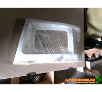 Накладка фары передняя левая (стеклопластик) Лиаз 5256-011.100-11
