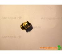 Штуцер малый (хлорик) 6x16 9512 6-M16X1,5