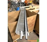 Радиаторная система отопления салона (низкопольник) L-200см