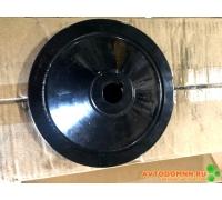 Шкив компрессора 2-х цилиндрового алюминиевый ПАЗ-4234, Аврора