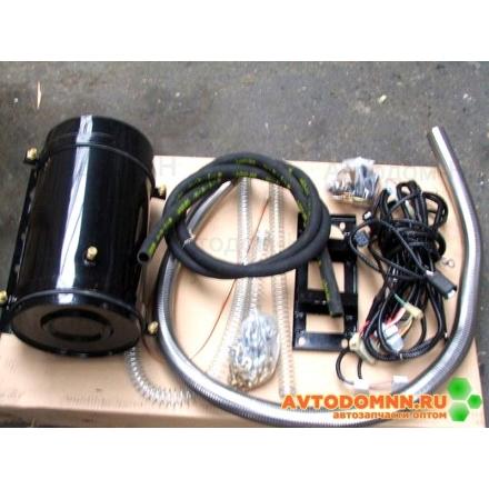 Комплект предпускового подогревателя ПЖД12Б (монтажный) (ММЗ) ПЖД12Б-1015700 ММЗ