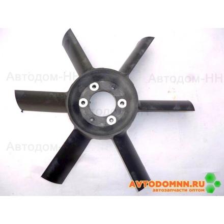 Вентилятор радиатора Д-245 (черный) 245-1308010