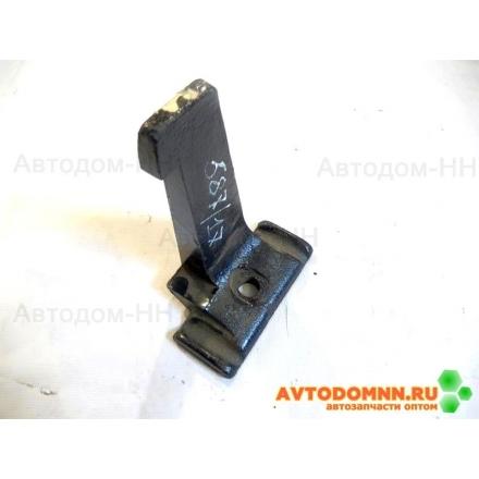 Накладка передней рессоры левая ГАЗ-33081, ГАЗ-3308 3308-2902413-10 ОАО ГАЗ