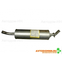 Глушитель (дв. Cummins ISF 3.8) (в/з -1201005) ГАЗ-33106, ГАЗ-3310 33106-1201008-10 ОАО ...