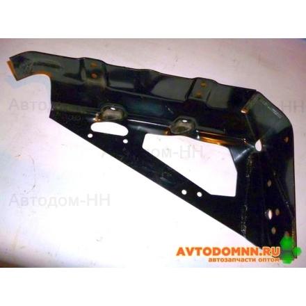 Кронштейн топливного бака задний (под провод ) ГАЗон Next, ГАЗ-4301, ГАЗ-3307 4301-1101102 ОАО ГАЗ