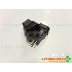 Клавиша выключатель освещение кабины водителя 24V ПАЗ-3204 758.3710-01.36