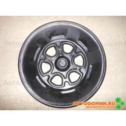 Колпак колеса задний 6 шт белый с отверстием для гаек (мост КААЗ) (комплект 2 шт.) ПАЗ 3...