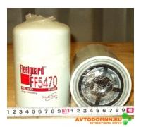 Фильтр топливный тонкой очистки HQ DRIVE МАЗ с двигателем RENAULT, ЯМЗ, Внешний диаметр корпуса (mm)-94 Высота (mm)-142, 5 Резьба M18X1.5-6H FF5470 HQ DRIVE