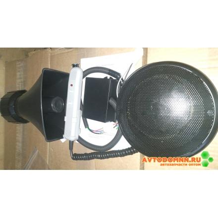 Транспортное говорящее устройство автобусы микрофон +блок ТГУ 08 Ш 40