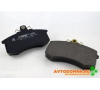Колодки тормозные ВАЗ-1118 Лада Калина, Гранта-Спорт Элит б/асб с противошумной мастикой 21905-3501080-87 передние ТИИР