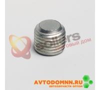 Пробка блока цилиндров КГ 1/4 (металлическая) 296562-П29 ЗМЗ
