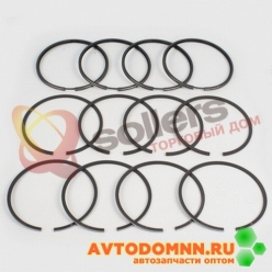 Кольца поршневые моторокомплект (92,0 mm) 402.1000100-351 ЗМЗ