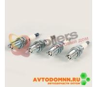Свечи зажигания двигатель ЗМЗ-402.10, 4 шт. 402.3707008 ЗМЗ