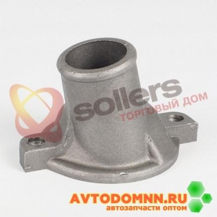 Крышка корпуса термостата двигатель ЗМЗ-402, 4021 авт. Волга, V8 4022.1306032-10 ЗМЗ