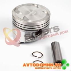 Поршень с пальцем и стопорными кольцами к-т двигатель ЗМЗ-40522 95,5 mm 405.1004014-01 З...