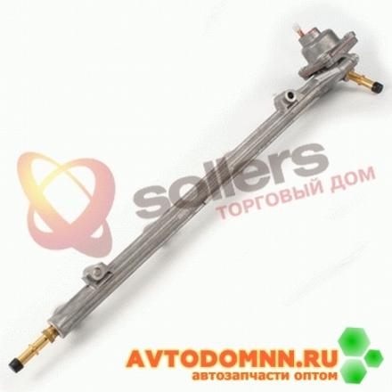 Топливопровод со штуцером и клапаном двигатель ЗМЗ-40522, 4062 под быстросьемное соединение 406-058-31 ЗМЗ