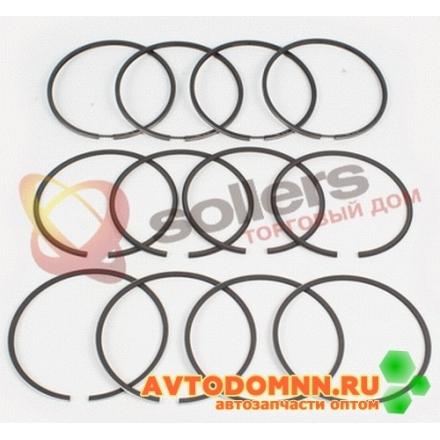 Кольца поршневые мот.к-т 93,0 mm 406.1000100-01-БР ЗМЗ