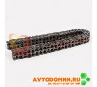 Цепь привода ГРМ двигатель ЗМЗ-406.10, двурядная, 92 зв., диам.втулки 5,05 mm - усиленная 406.1006040-21 ЗМЗ
