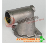 Крышка корпуса термостата двигатель ЗМЗ-405, 406, 514 406.1306032-11 ЗМЗ