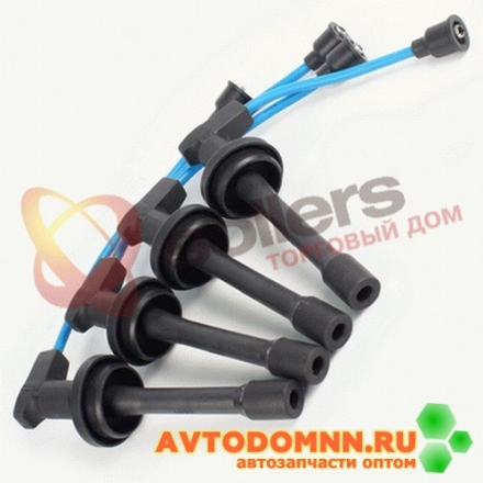 Высоковольтные провода SUPER EPDM с наконечникам к-т двигатель ЗМЗ-4052, 40522, 4062, 40621, 409, 4092 406.3707244-261 ЗМЗ