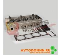 Головка цилиндров (с клапанами) с прокладкой и крепежом к-т двигатель ЗМЗ-406 впрыск, ЗМЗ-406 карб. с 4061.3847058 406.3906562 ЗМЗ