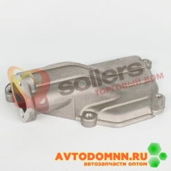 Крышка головки цилиндров передняя двигатель ЗМЗ-4061, 4063 4061.1003086 ЗМЗ