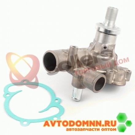 Насос водяной с прокладкой двигатель ЗМЗ-4061,4063 ГАЗ-3302, 2705, 2752, 3221 и их модификации 4061.3906629 ЗМЗ