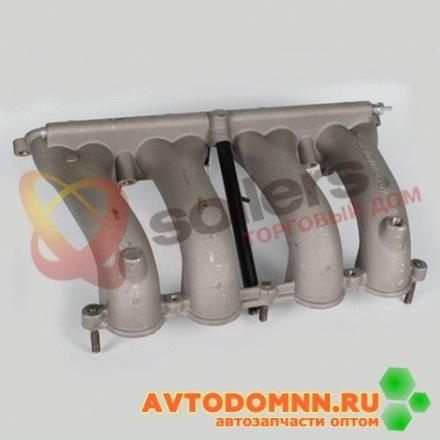 Труба впускная двигатель ЗМЗ-4062, 405 4062.1008014-60 ЗМЗ