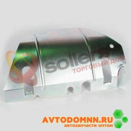 Экран выпускного коллектора двигатель ЗМЗ-4061, 4063, 40522 4062.1008099-11 ЗМЗ