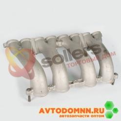Труба впускная двигатель ЗМЗ-40524, 40525 40624.1008014 ЗМЗ