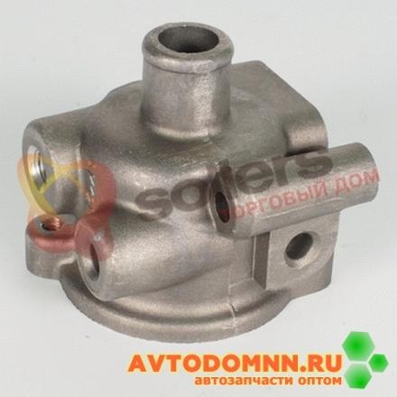 Корпус термостата двигатель ЗМЗ-40524, 40525 40624.1306031 ЗМЗ