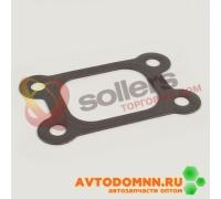 Прокладка между выпускным коллектором и турбокомпрессором 4064.1118037 ЗМЗ