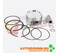 Поршень, палец, стопорные и поршневые кольца двигатель ЗМЗ-40904 EURO-III, группа В 95,5 mm 40904.1004018-10-03 ЗМЗ