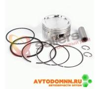 Поршень, палец, стопорные и поршневые кольца двигатель ЗМЗ-40904 EURO-III, группа А 96,0 mm 40904.1004018-10-АР/01 ЗМЗ