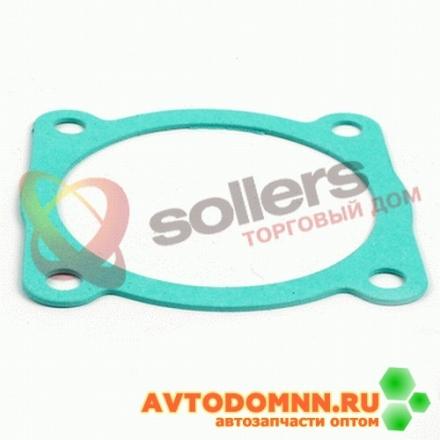 Прокладка дросселя двигатель ЗМЗ-40904 40904.1148015 ЗМЗ