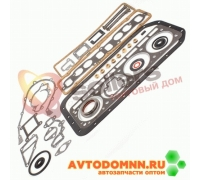 Прокладки для капитального ремонта двигателя ЗОЛОТАЯ СЕРИЯ двигатель ЗМЗ-410 410.3906022-100 ЗМЗ